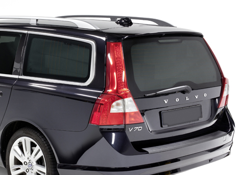 Volvo autozonwering op maat - Sonniboy